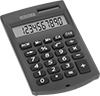 Metal- and X-Ray-Detectable Calculators