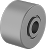 High-Load Shaft-Mount Track Rollers