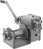 Precise-Positioning Heavy Duty Hand Winches for Wire Rope—For Lifting