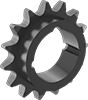 Taper-Lock Bushing-Bore Sprockets for Metric Roller Chain