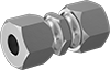 High-Pressure Compression Fittings for Steel Tubing