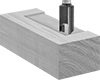 Hinge Mortise Router Bits