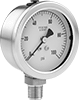High-Accuracy Corrosion-Resistant Pressure Gauges
