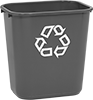 Plastic Recycling Containers and Lids