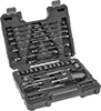Economy Socket and Wrench Sets