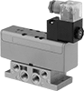 Wear-Resistant Electrically Operated Air Directional Control Valves