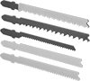 T-Shank Jigsaw Blade Assortments