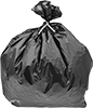 Garbage Bags with Twist Ties