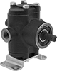 Constant-Flow-Rate Pumps without Motor for Pressure Washing