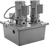 Extended-Life Steam Condensate Pumps with Tank