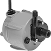 Impact-Resistant Submersible/Open-Air Pumps for Water