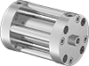 Compact Tie Rod Air Cylinders