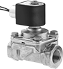 Anti-Water-Hammer Solenoid On/Off Valves