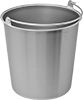 Food Industry Stainless Steel Pails