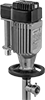 Hazardous-Location Electric Drum Pumps for Water, Oil, Coolants, and Chemicals
