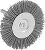 Sanding Wheel Brushes with Shank