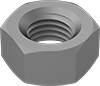 Metric Fine-Thread High-Strength Steel Hex Nuts—Class 10