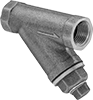 Low-Pressure Bronze Y-Strainers