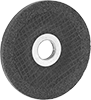 Contaminant-Free Grinding Wheels for Angle Grinders—Use on Metals