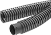 Underground Snap-Lock Polyethylene Pipe for Drain, Waste, and Vent