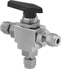 Diverting Valves with Yor-Lok Fittings
