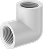 Crack-Resistant PFA Pipe Fittings for Chemicals