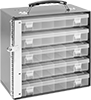 Design-Your-Own Easy-Carry Small-Parts Cabinets with Compartmented Boxes