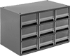Stackable Small-Parts Cabinets with Plastic Drawers