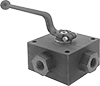 Directional-Control Inline Hydraulic Valves