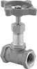 Threaded Precision Flow-Adjustment Valves for Steam