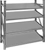 Heavy Duty Gravity-Flow Shelving