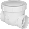 Plastic Socket-Connect Check Valves