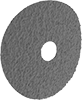 Clog-Resistant Arbor-Mount Sanding Discs for Stainless Steel and Hard Metals