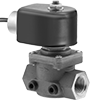 Solenoid On/Off Valves for Natural Gas, Propane, and Butane
