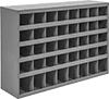 Stackable Bin Shelving