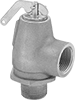 Fast-Acting Pressure-Relief Valves for Ultra-Low-Pressure Steam