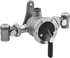 Temperature-Regulating Valves for Water and Steam