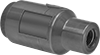 Threaded Check Valves for Harsh Chemicals