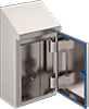 Sanitary Stainless Steel Washdown Enclosures