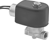 Compact Solenoid On/Off Valves for Natural Gas, Propane, and Butane