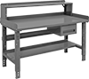 Adjustable-Height Workbenches