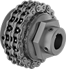 Torque-Limiting Flexible Shaft Couplings