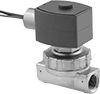Solenoid On/Off Valves for Steam