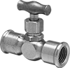 Compact Threaded On/Off Valves