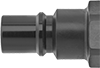Plastic Quick-Disconnect Hose Couplings for Air and Water