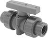 Easy-to-Install Plastic Threaded On/Off Valves