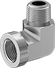 Precision Extreme-Pressure Stainless Steel Threaded Pipe Fittings