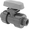 Easy-to-Install Socket-Connect On/Off Valves for Drinking Water