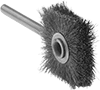 Aggressive-Cleaning Brushes with Shank for Closed-End Holes