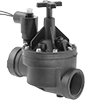 Solenoid On/Off Valves with Flow Adjustment